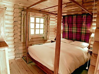 Loch Ness Luxury Log Cabins