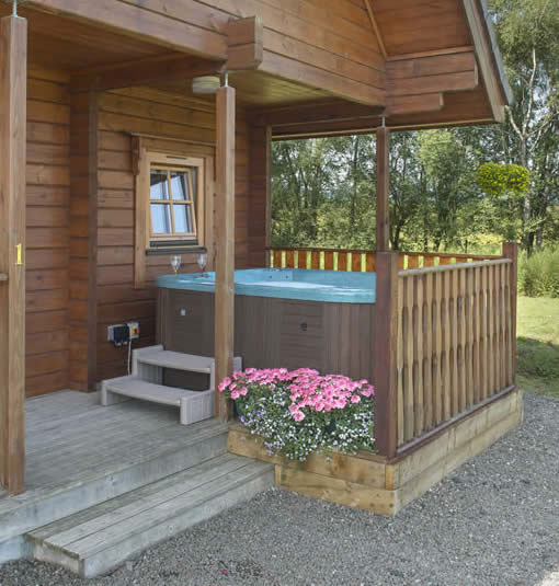 Benview Luxury Lodges Aberfoyle