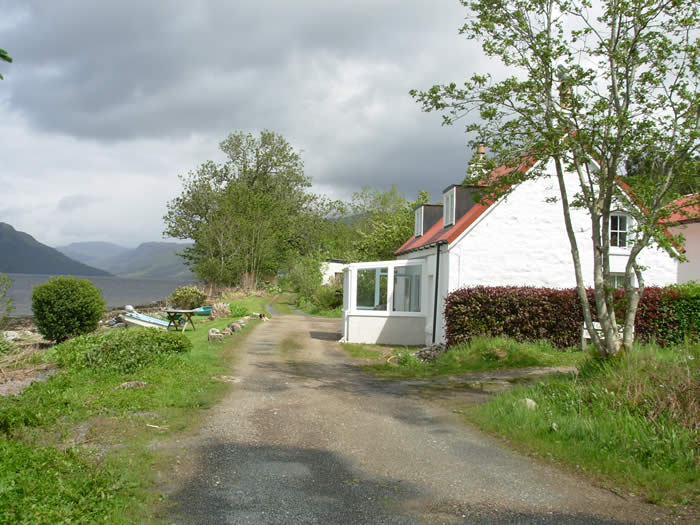 Shore Cottage Loch Fyne