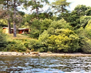 Loch Awe Self Catering Log Cabins