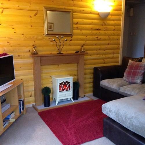 Loch Eck Log Cabins Argyll