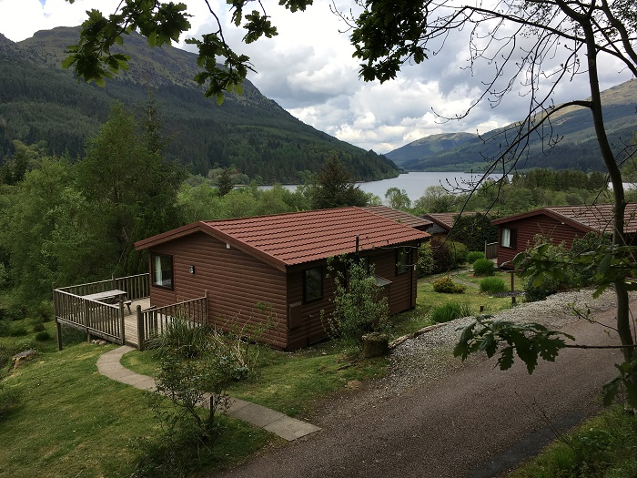 Loch Eck Log Cabins