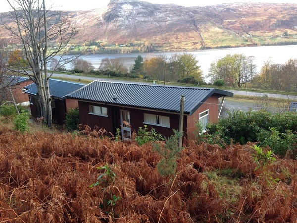 Loch Broom Lodges Ullapool