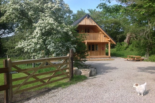 River Deveron Luxury Fishing Cabins