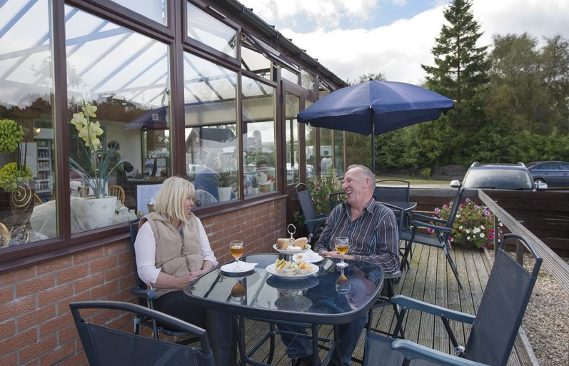 Luxury Self Catering Lodges Trossachs Hot Tubs