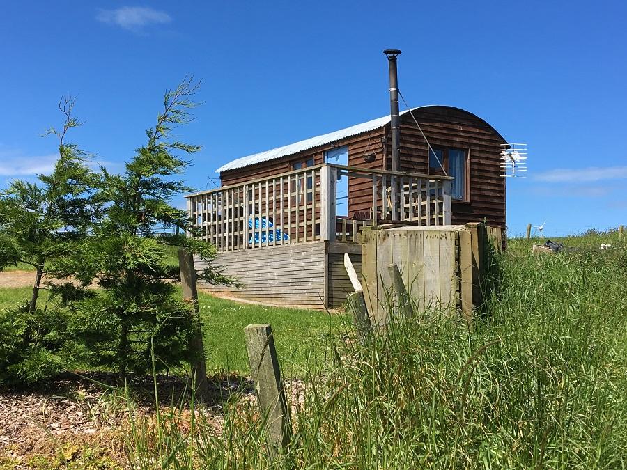 Secret Retreat Hot Tub Cabin Aberdeenshire