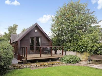 Holiday Log Cabin Blair Atholl Near Pitlochry