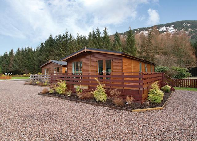 Loch Awe Holiday Park – Hot Tubs