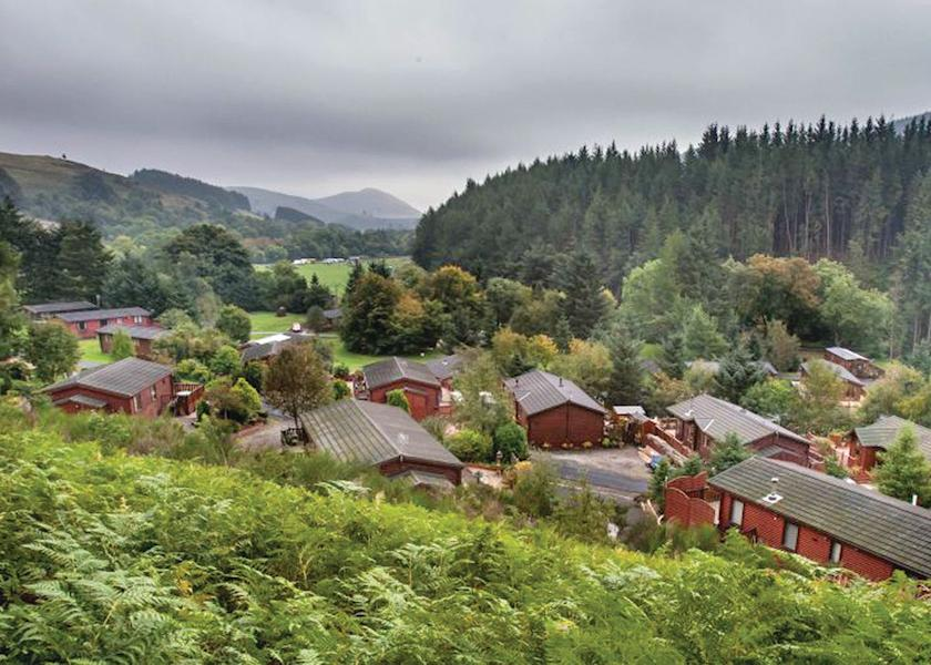 Glendevon Country Lodges Perthshire