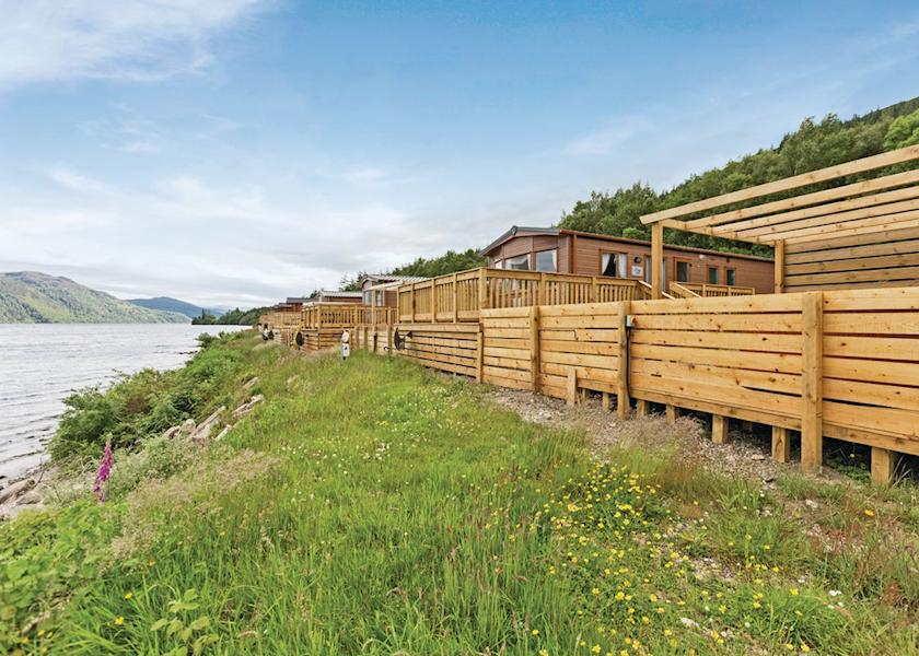 Loch Ness Lochside Lodges