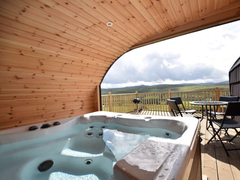 Unique Lodge Hideaway Scottish Borders